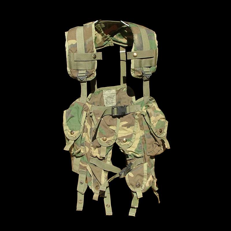 Magazine Load Carrying Vest