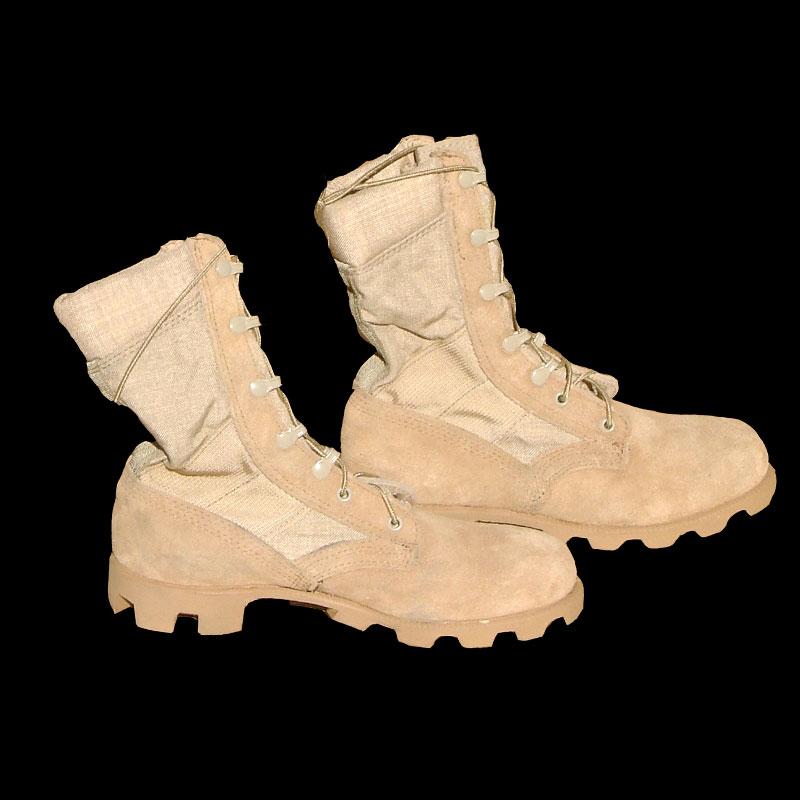 Boots desert