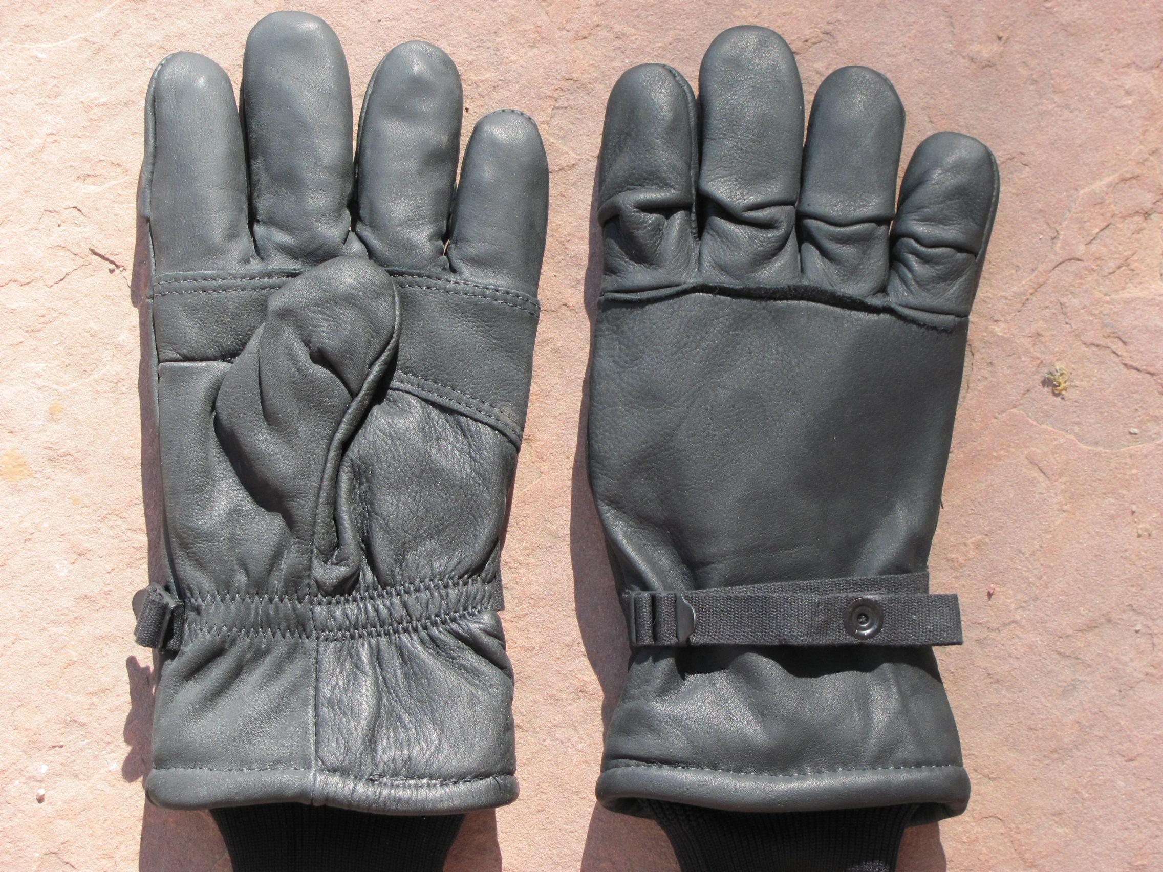Gloves intermediate cold/wet