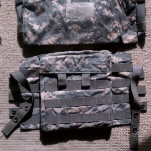 Body Armor side balistic insert