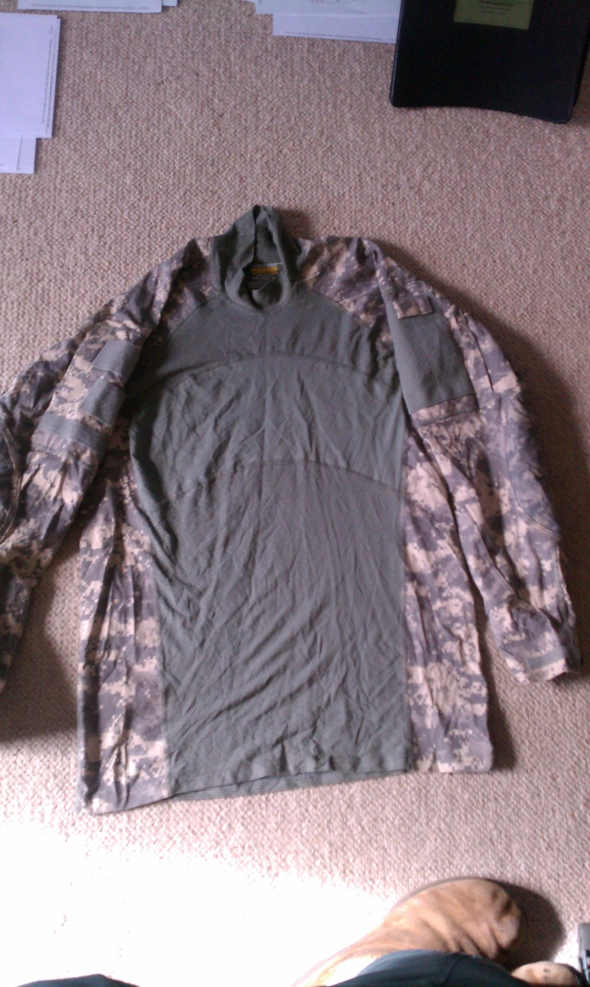 Army Combat Shirts