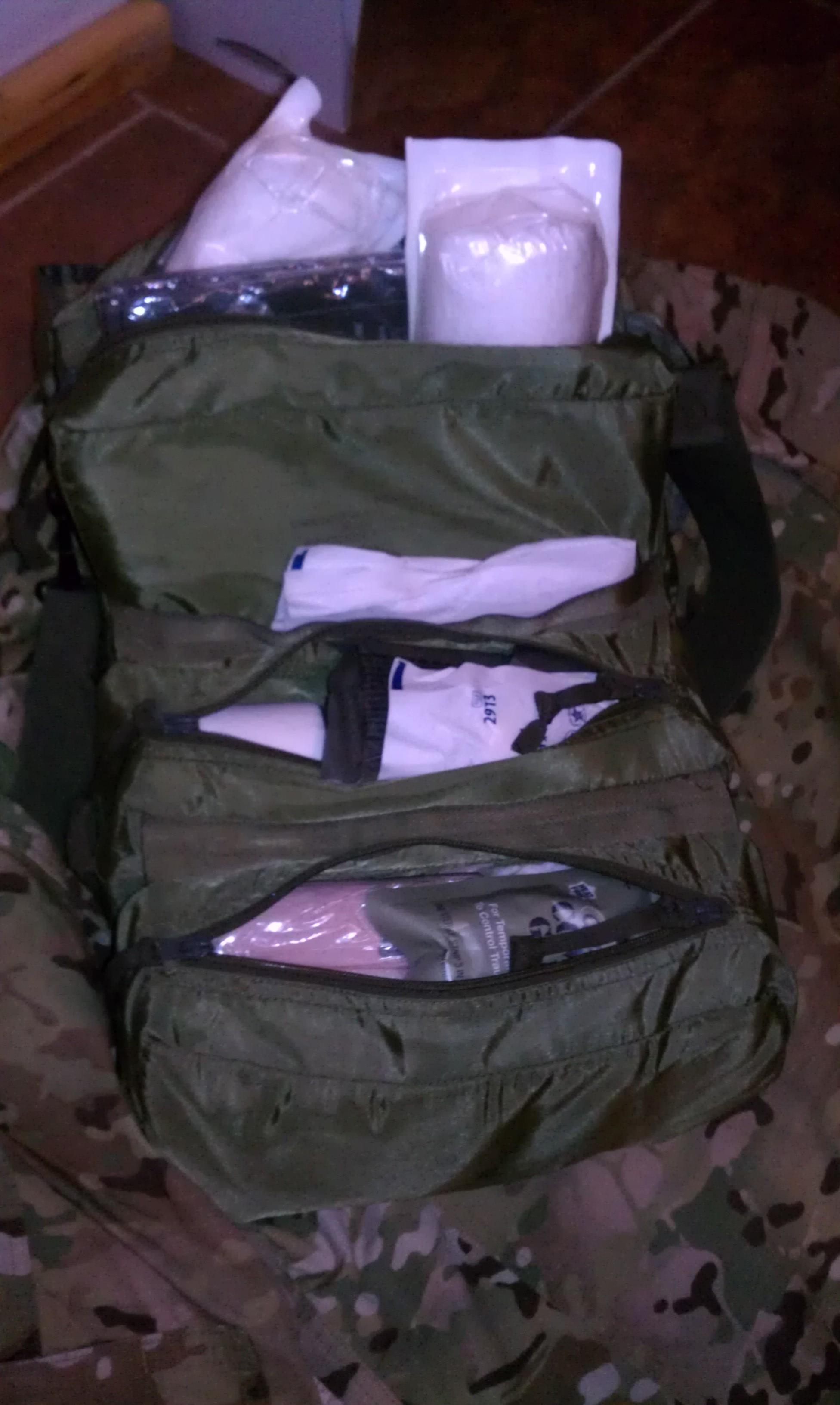 Combat Medics Bag Large Size