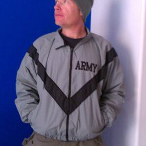 PT Jacket- Army