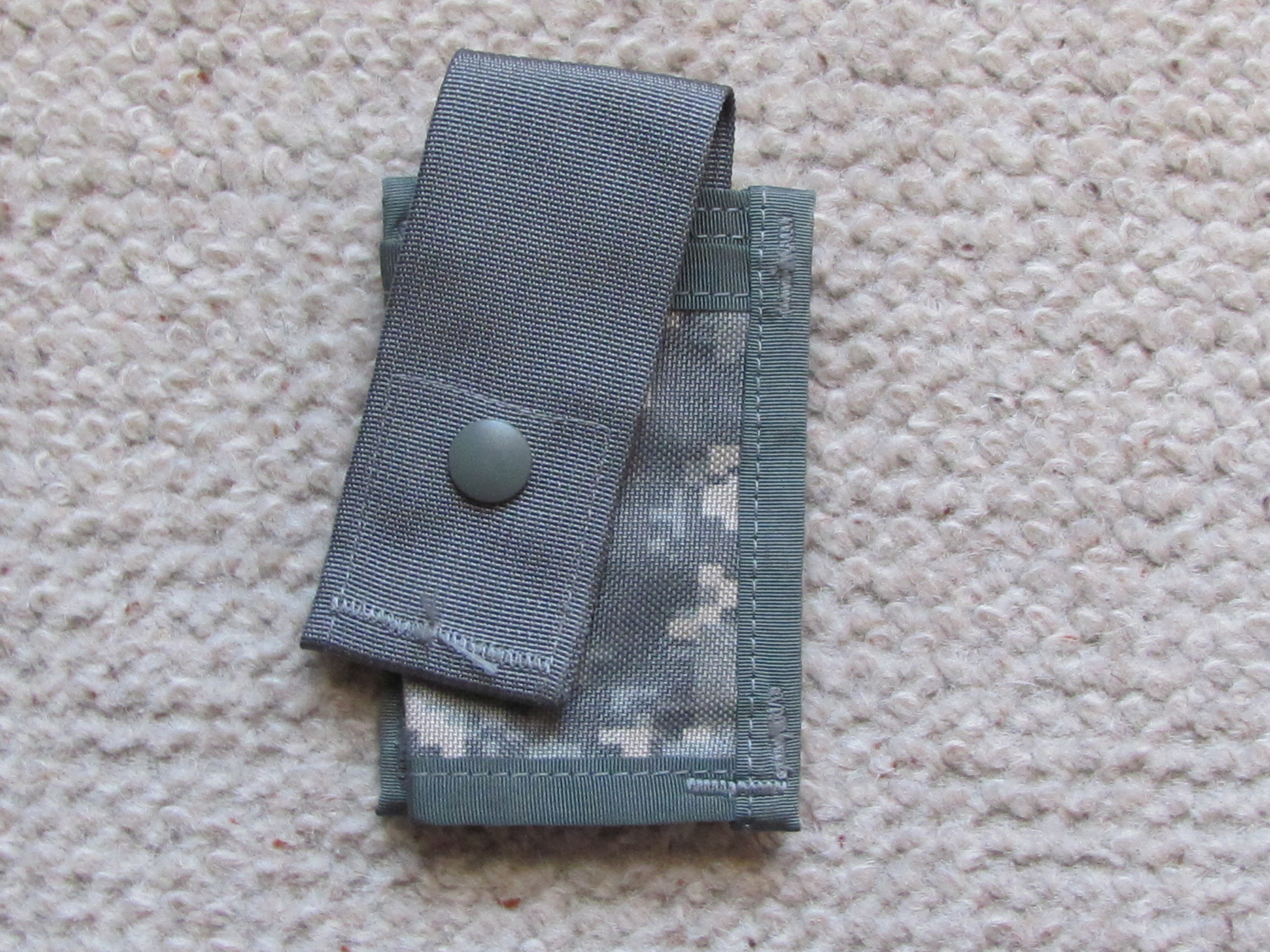 MOLLE 40MM single grenade pouch